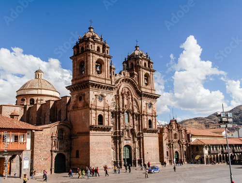 Cathedral of Santo Domingo - Cusco, Peru