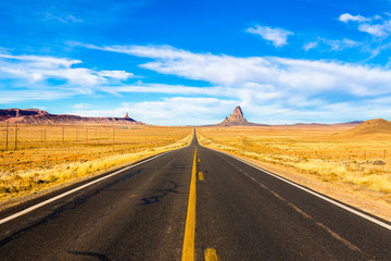 highway in the west