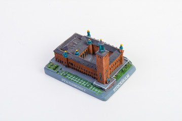 Souvenir of Stockholm's City Hall