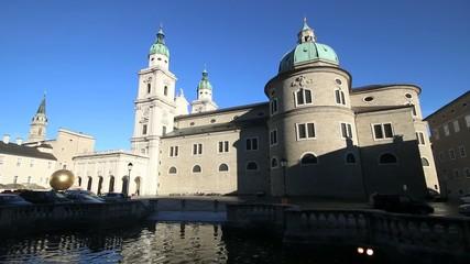 Salzburg - 008 - Dom - Kapitelplatz