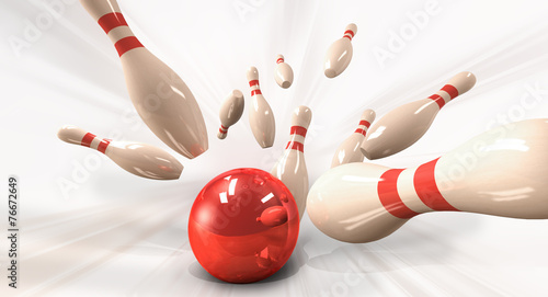 bowling - 76672649