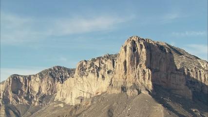 Cliff Mountain Range