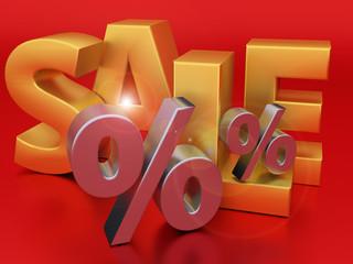 SALE Prozente