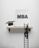 mba concept poster