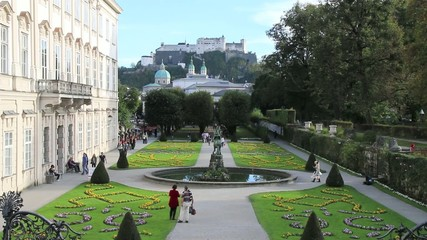 Salzburg - 011 - Schloss Mirabell