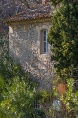 Provence Hauswand