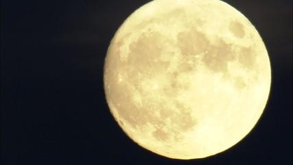 Full Moon Manhattan Island