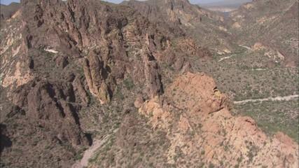 Arizona Desert Mountains