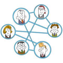 ソーシャルネットワーク