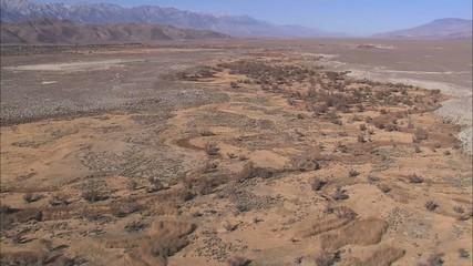 Desert Plain Mountain