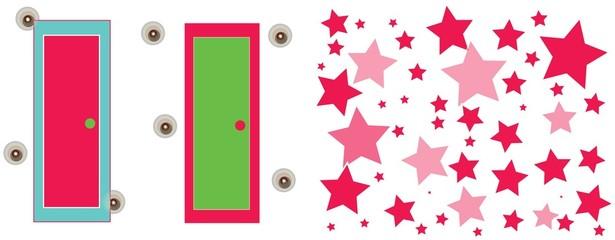 Doors and stars