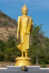 Buddha bless pagoda