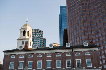 Boston center