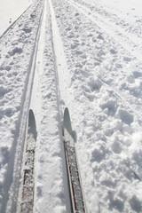 Ski track
