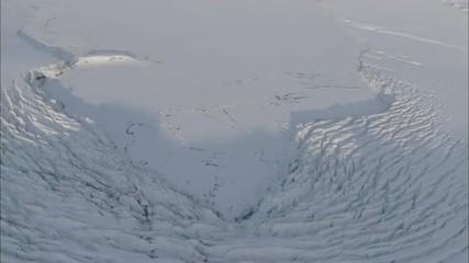 Arctic Snow Polar Frozen Tundra