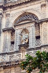 Detail of Church of San Miguel. Jerez de la Frontera