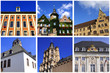 6 Rathäuser im RHEINLAND von Duisburg bis Bonn