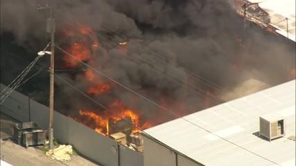 Warehouse Firefighters Las Vegas