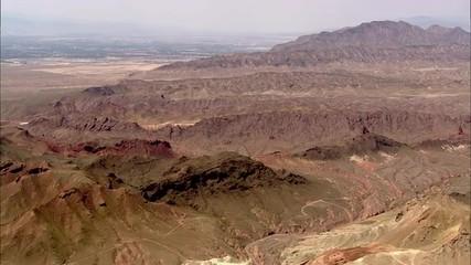 Desert Mountains Hills