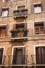venezia facciata palazzo