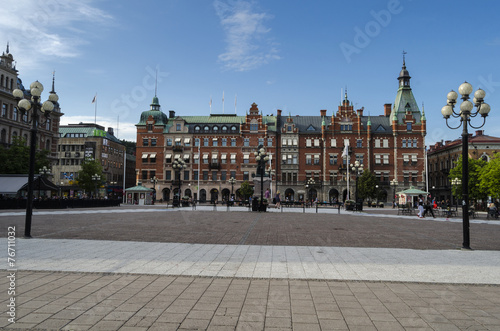 Sundsvall, Sweden - 76711032