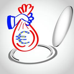 Verschwendung Euro