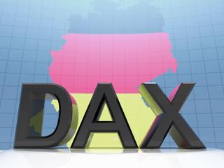 Dax Flag Concept