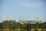 Fussballstadion in Dortmund, Deutschland