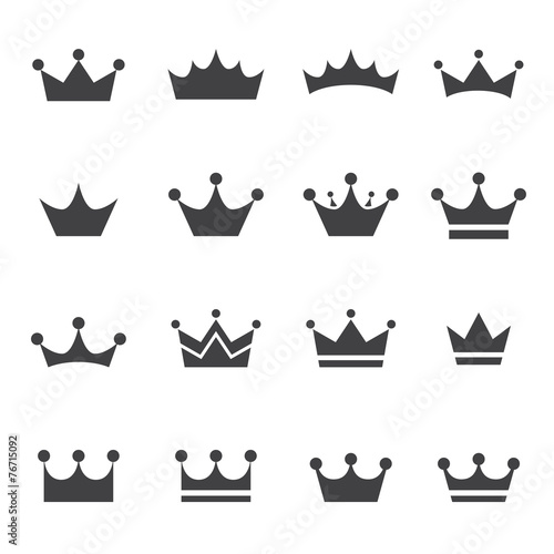 crown icon - 76715092