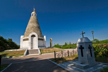 Unusual Orthodox Church in Crimea