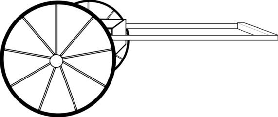 vector handcart2