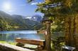 lac de gosau autriche - 76720807