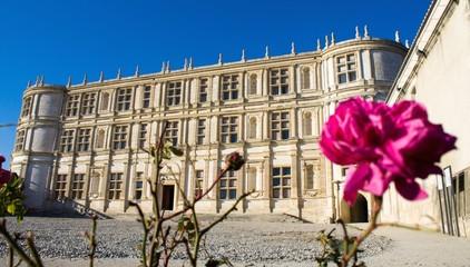 Château de Grignan en Provence, France