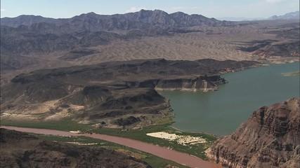 Grand Canyon Mountain Lake