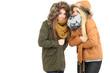 Frostig und kalt