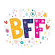 BFF - Best Friends Forever - 76724088