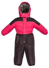 Childrens snowsuit Coat