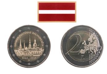 Commemorative coin 2014 of Latvia