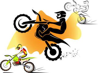 Motocross set