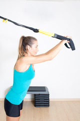 suspension training as physiotherapy