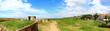Панорама Форт в Галле