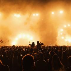 festival on fire