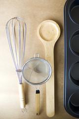 utensil on background