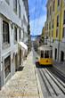 funiculaire Lisbonne - 76735412