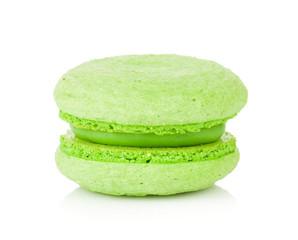 Green macaron