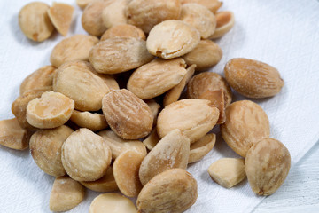 Healthy Almonds for a snack