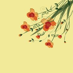 The flower vine