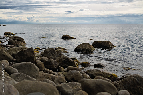 Stones on the coast © Suchota