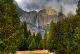 Fototapety Yosemite Falls