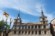 Toledo city hall, Spain